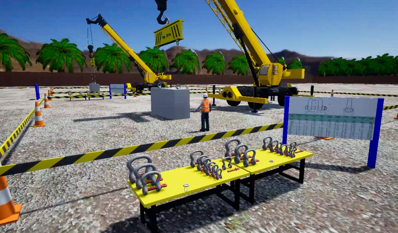 Capacitaciones con Simulador 3D